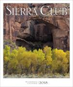 2018 Sierra Club Wilderness Wall Calendar