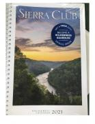 2021 Sierra Club Engagement Desk Calendar