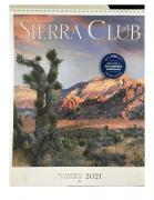 2021 Sierra Club Wilderness Wall Calendar